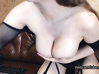 Intoxicating Amateur Slut With Big Boobs
