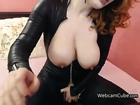 Dirty Amateur Hustler With Large Boobs