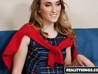 Reality Kings - We Live Together - Sexy Secrets - Ashley Fires , Sammie Rho