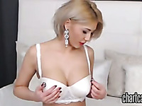 Heavenly Amateur Blonde Whore