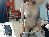 Squirtomania queen and extreme toying master
