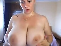 BBW Milf With Huge Bouncing Boobs