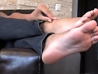 Cute_Brunette_With_Soft_Soles