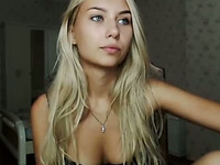 This blonde is the hottest webcam girl ever and I love how sexy she is