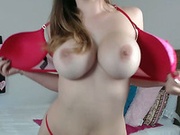 Alone Babe With Big Tits