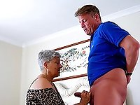 Best hardcore fuck with famous mature porn stars enjoying together