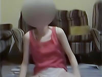Home amateur movie of girl dancing She needs some luvin
