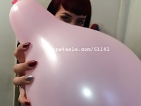 Balloon Fetish - Indica Balloons Video 2