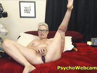 Blonde MILF With Glasses Good Vibes