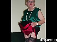 ILoveGrannY Amateur Well Aged Ladies Compilation