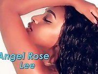 Angel Rose Lee - Flirt4Free - Sexy Ebony Goddess with Big Natural Tits