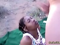 african safari groupsex orgy in nature