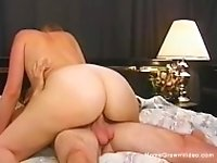 """Blonde slut wants a big cock to fill her up fuck holes"""