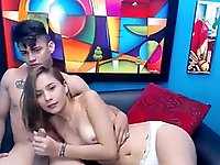 Best amateur couple having an amazing sex live on cam